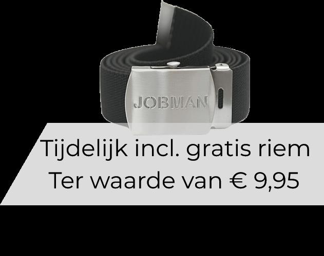 Jobman Practical 2322 Werkbroek Holsterpockets + Gratis Riem