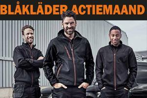 ACTIEMAAND januari 2019: 15% korting op gehele Blåkläder assortiment!