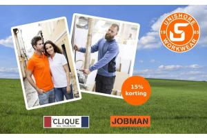 Dolle zomerweken met Jobman en Clique