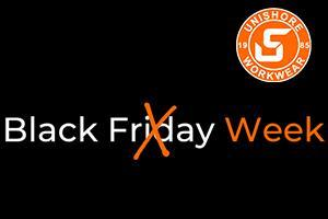 Black Friday Week korting