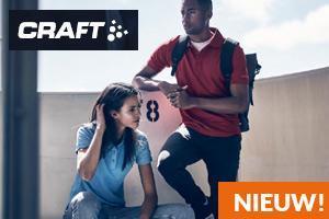 NIEUW: Craft Sportwear & Leisurewear