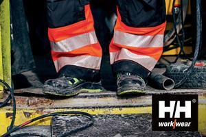 helly hansen potsdam werkkleding hi-vis en regenbestendig