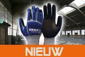 NIEUW: impact werkhandschoen Oxxa X-Cut-Flex IP 51-705