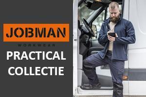 UITGELICHT: Jobman Practical collectie