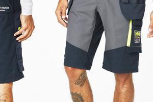 ACTIE: nu korting op alle helly hansen korte broeken