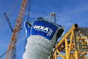 UITGELICHT: Offshore werkhandschoenen van OXXA