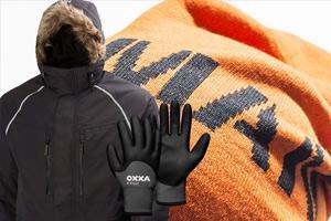 Deze werkkleding houdt u warm en droog deze winter!