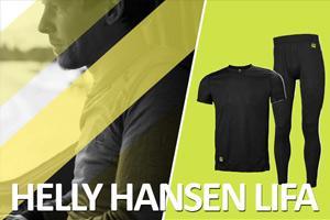 Verschillen tussen Helly Hansen Lifa collecties