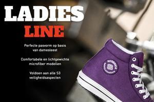 Redbrick Dames Werkschoenen.Nieuws Nieuw Redbrick S3 Werkneakers Voor Dames