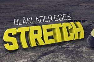 BLÅKLÄDER goes stretch!