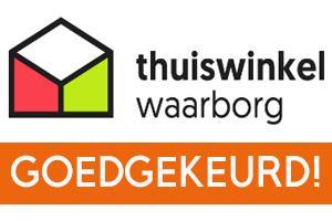 Jaarlijkse keuring Thuiswinkel Waarborg: goedgekeurd!