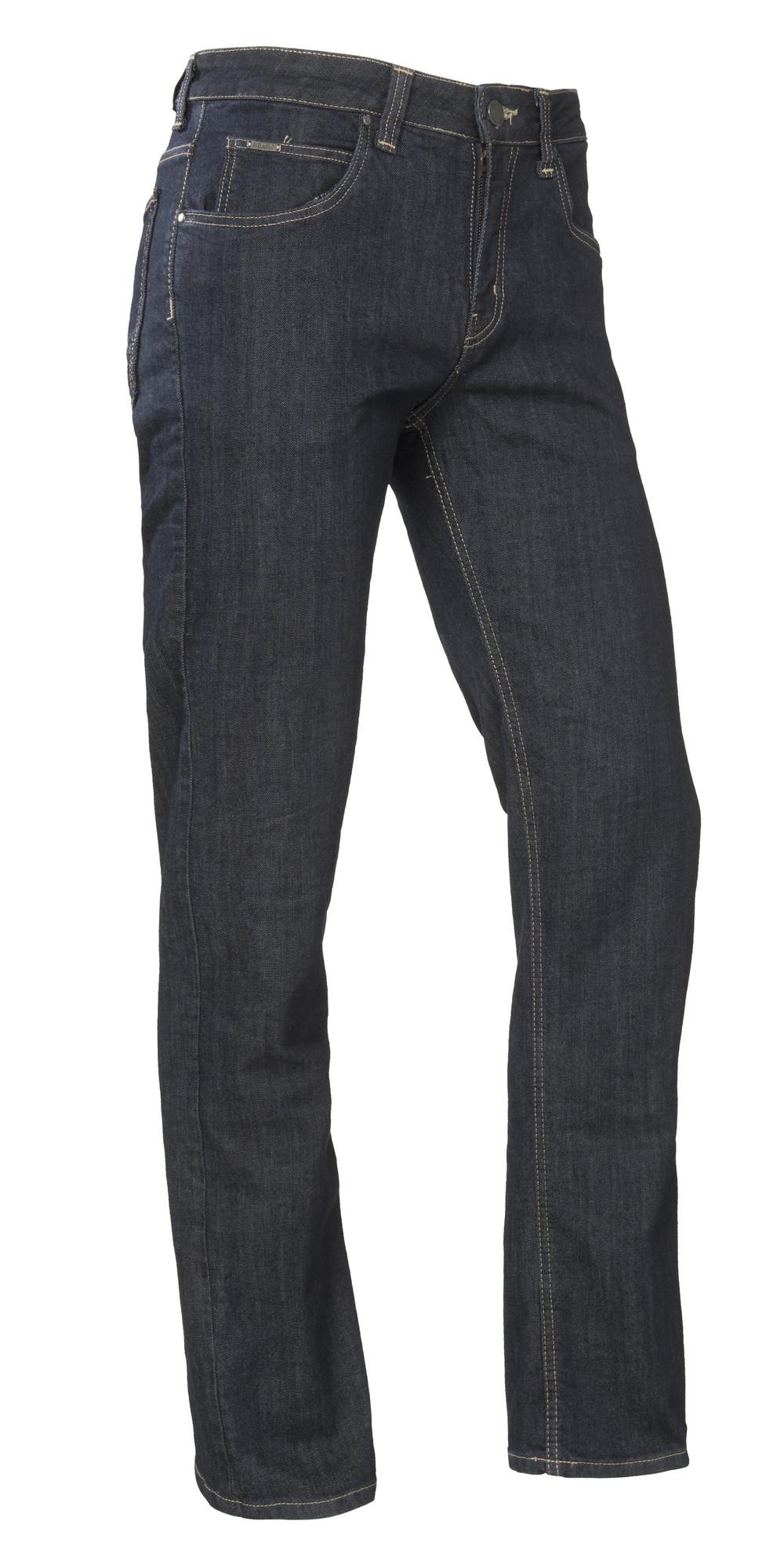 Brams Paris Danny Jeans Stretch (C94 BlueBLackDenim) W33-L36