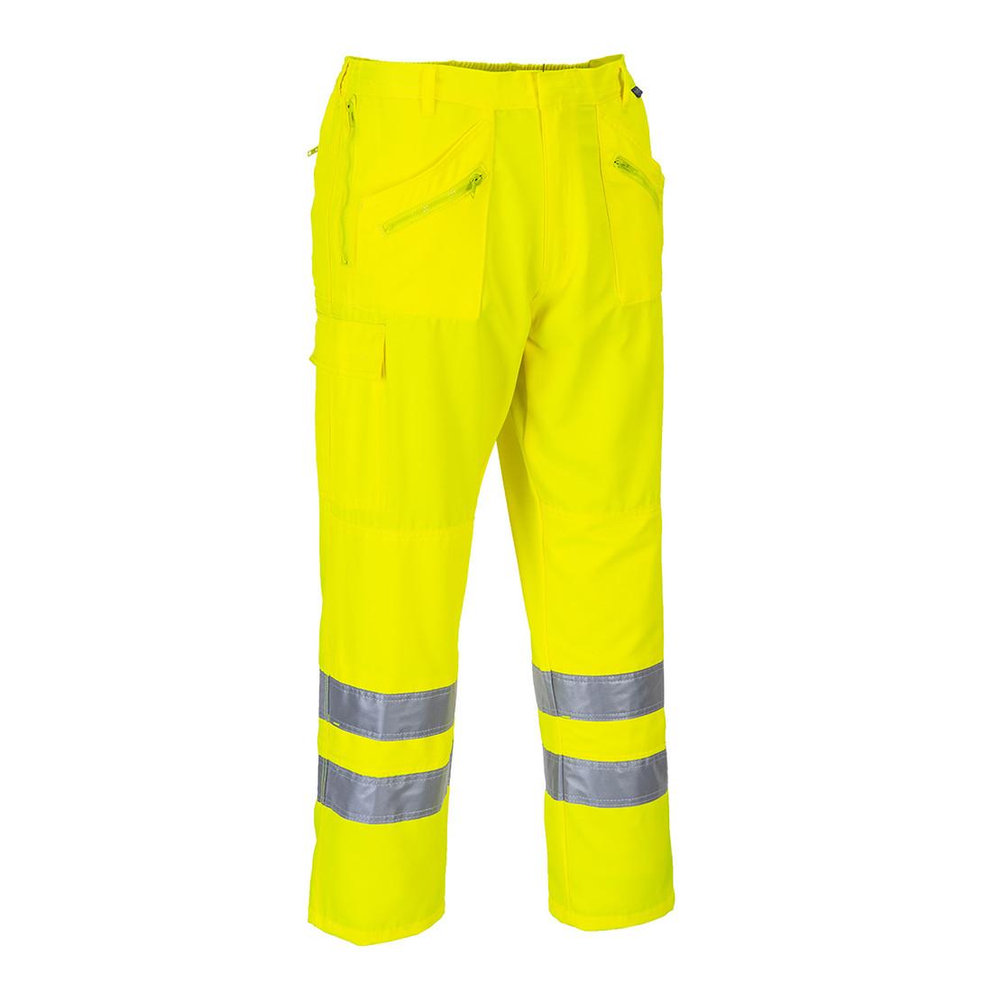 Portwest Hi-Vis Action Trouser (Geel) XS