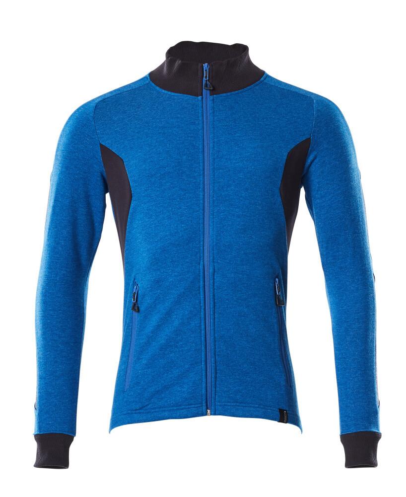 Mascot Sweatvest Modern Fit (Kobaltblauw/Navy) XL