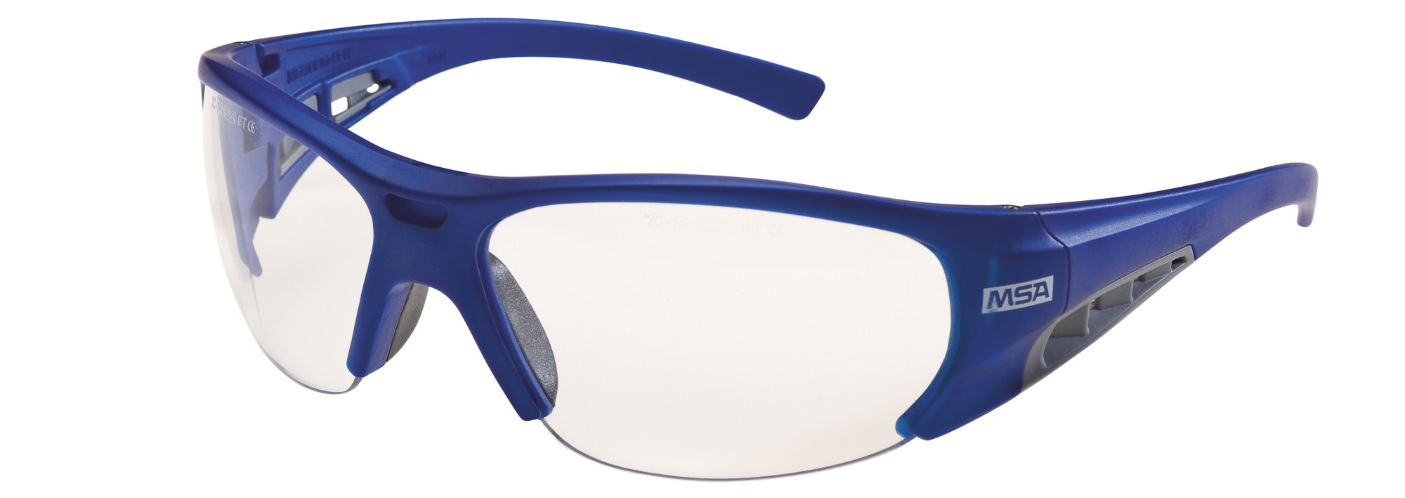 12ST MSA Veiligheidsbril Alternator heldere (Transparant)