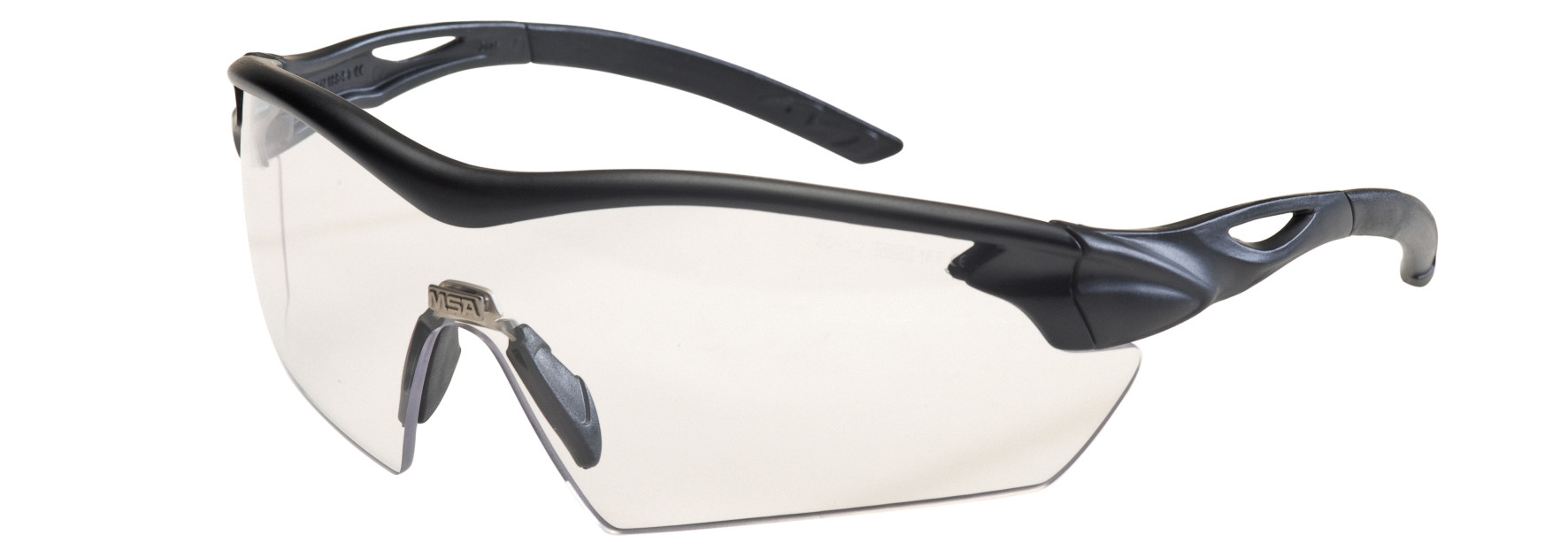12ST MSA Veiligheidsbril Racers heldere (Transparant)