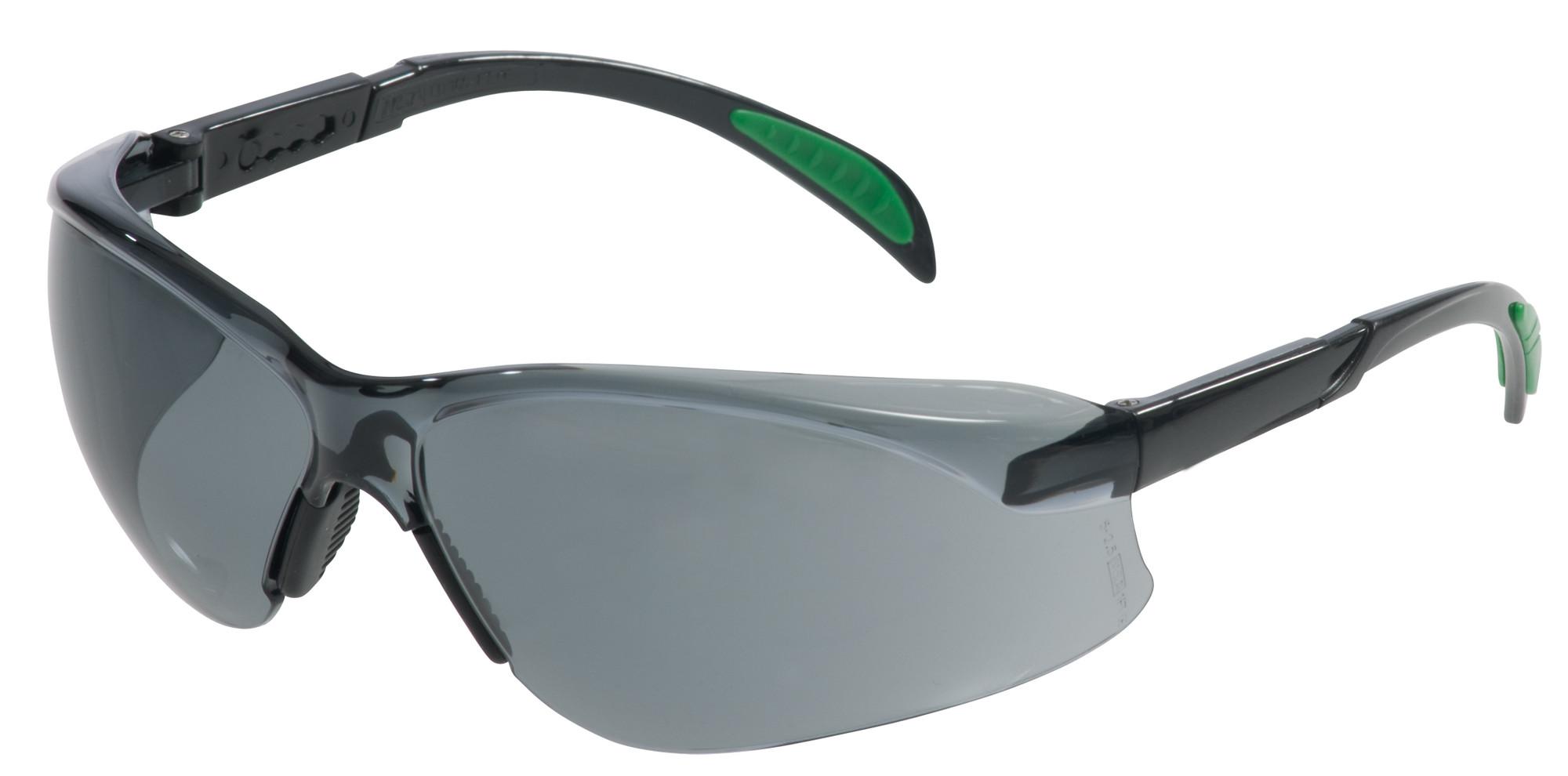 12ST MSA Veiligheidsbril Blockz smoke 10145572 (Donker)