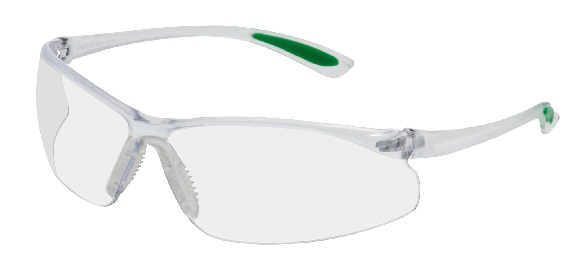 12ST MSA Veiligheidsbril Featherfit heldere 10145075