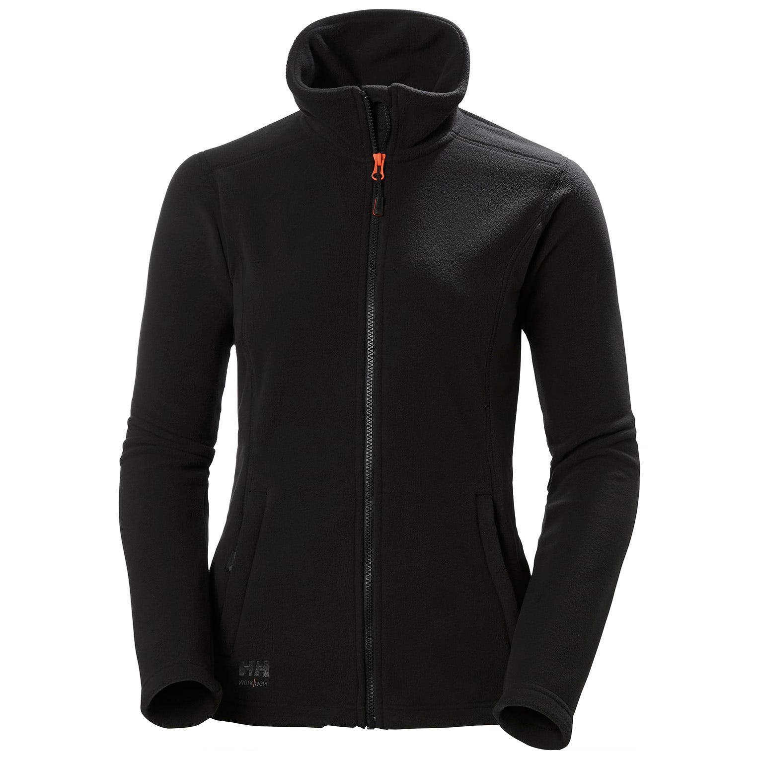 Helly Hansen Luna Dames Fleece Jacket (Zwart) S