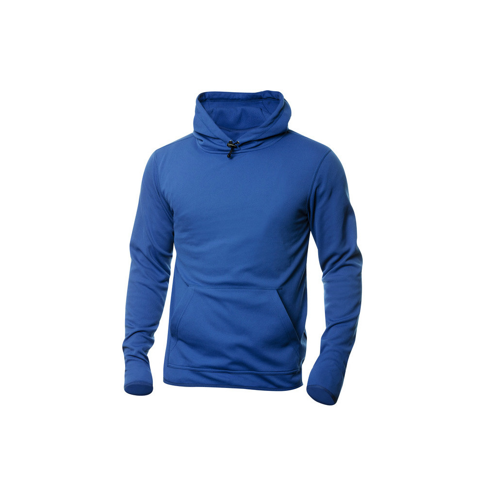 Clique Danville Hooded Sweater S (55 Kobalt)