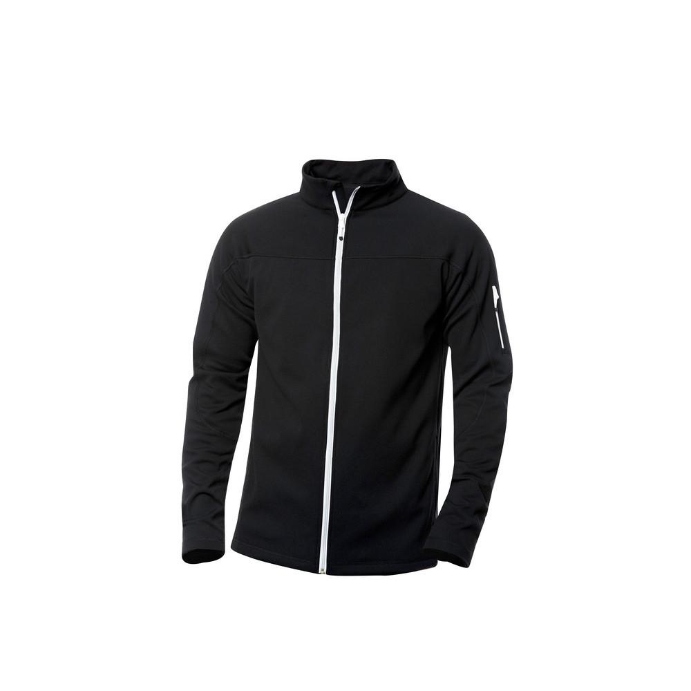 Clique Ducan Zipper-Sweater L (99 Zwart)