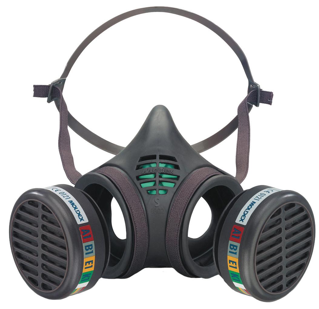 Moldex 8000 Halfgelaatsmasker S (Standaard)