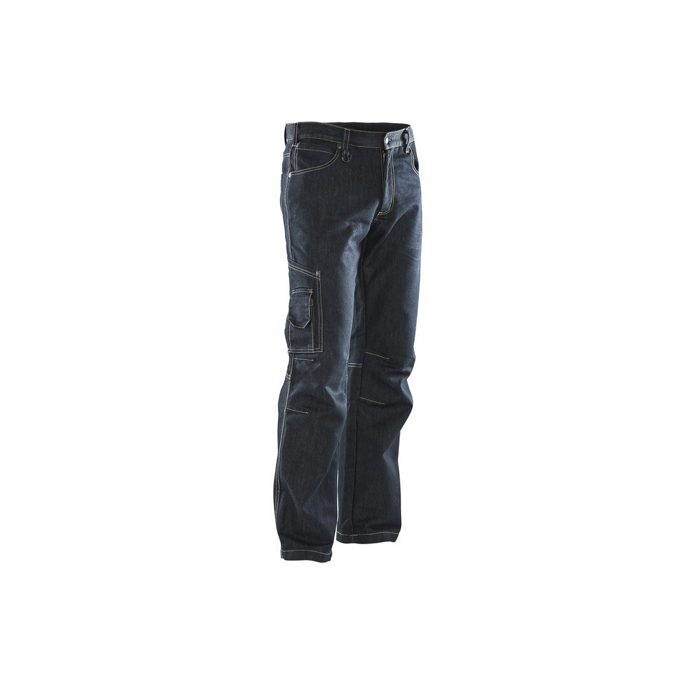 Jobman Worker Jeans 2123 48 (Denim Blauw)