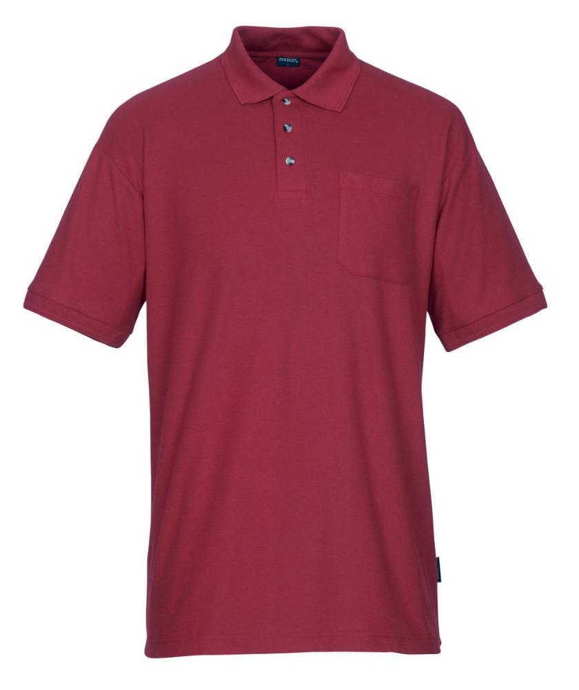 Mascot Borneo Poloshirt (2 rood) S