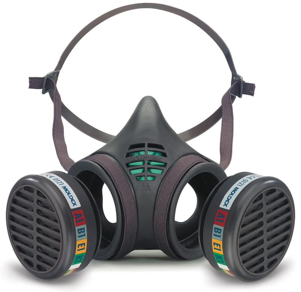 Moldex 8000 Halfgelaatsmasker M (Standaard)
