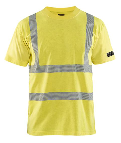 Blaklader Multinorm T-shirt 3480-1717 XL Geel