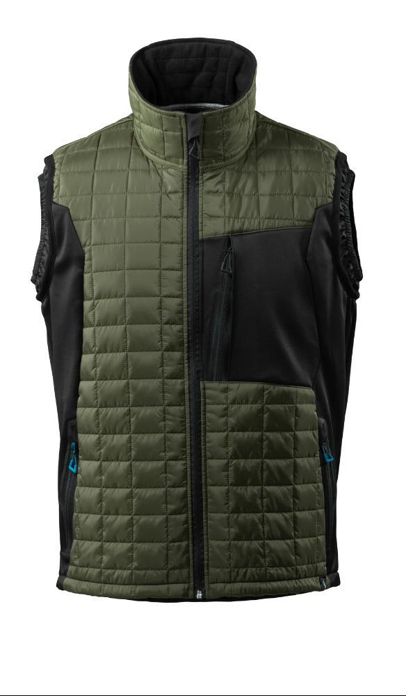 Mascot Thermo Vest (3309 mosgroen/zwart) 4XL