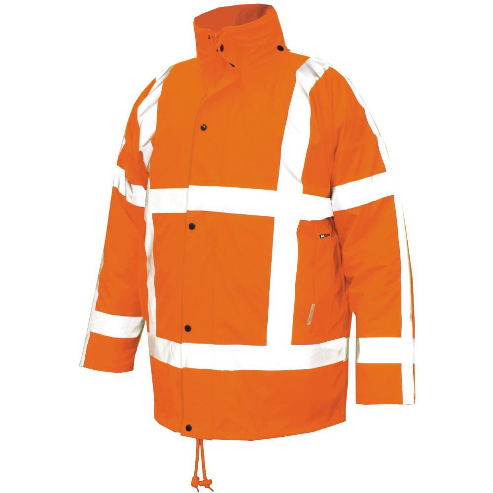 M-Wear Parka 5567 Auring S (OR Oranje)