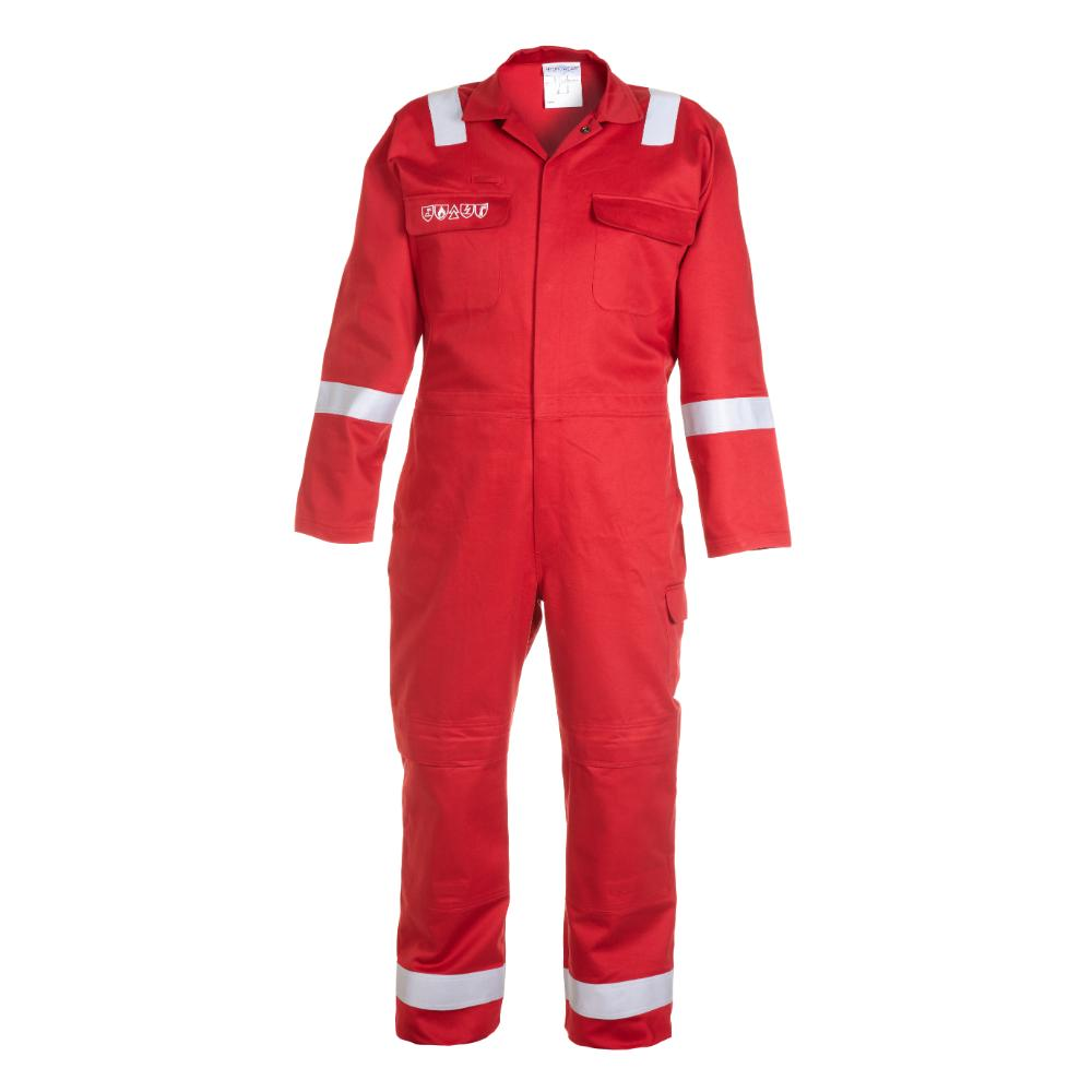 Hydrowear Mierlo Offshore Overall FRAS 043500RED (Rood) 44