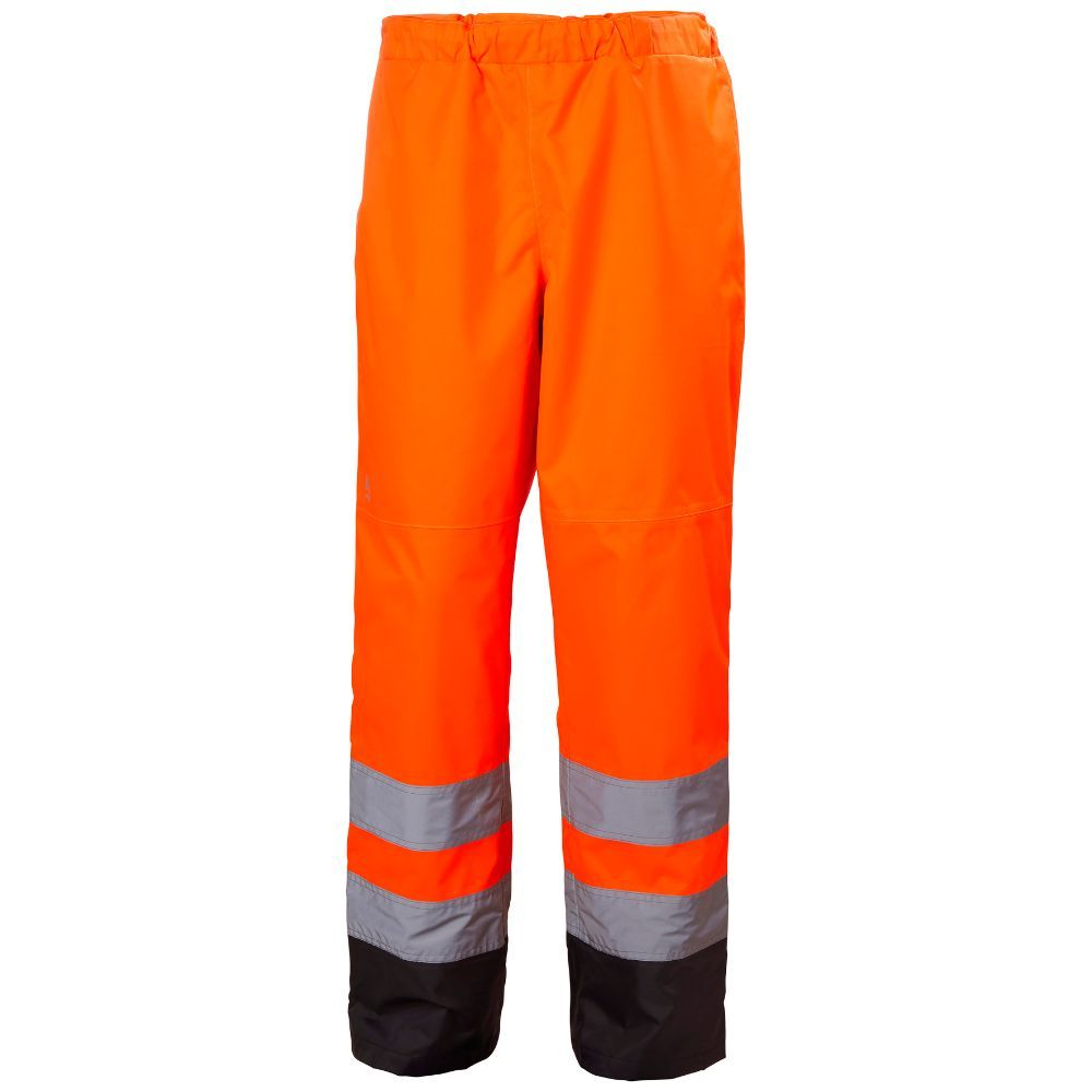 Helly Hansen Alta Insulated Pants CL.2 (Oranje/Charcoal) L