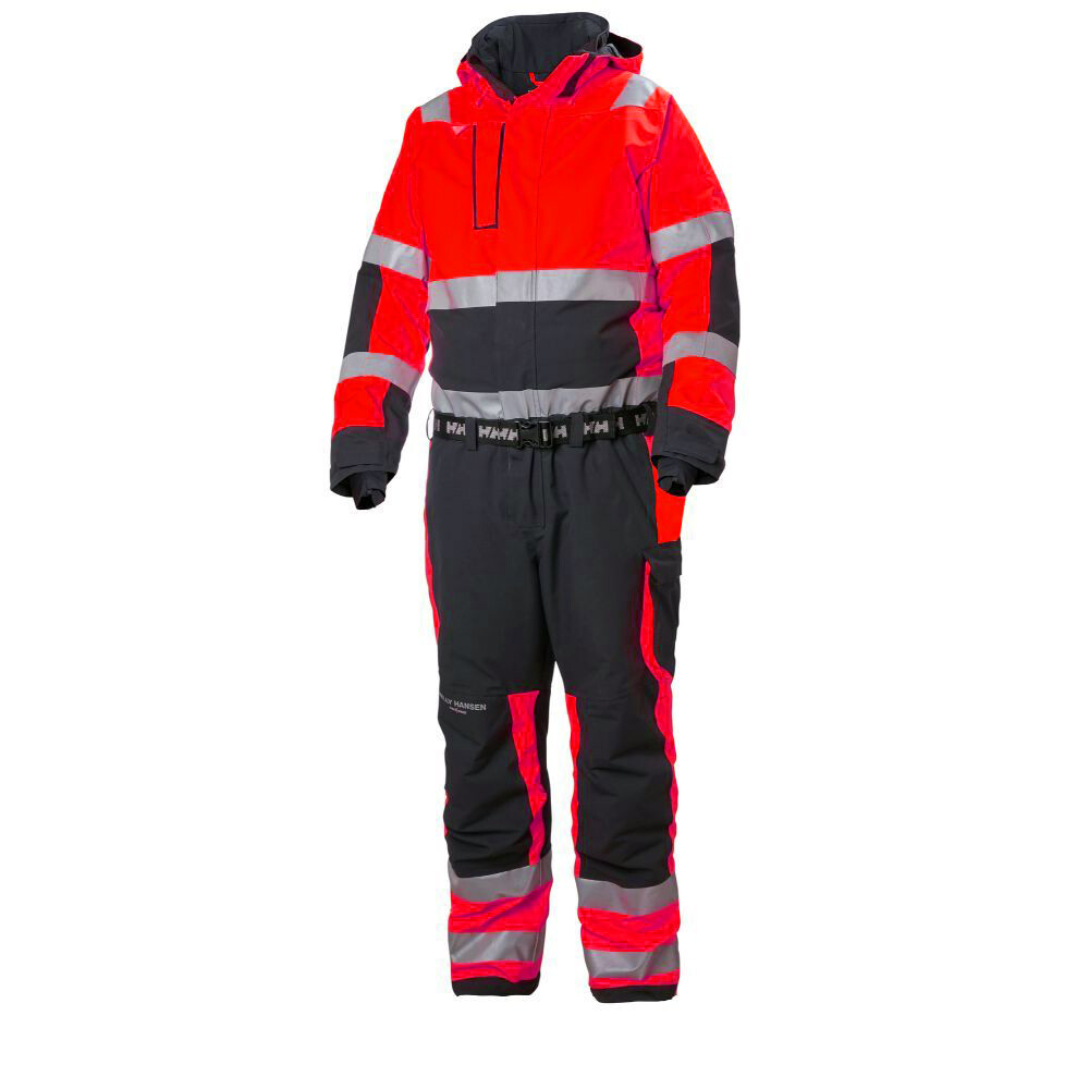Helly Hansen Alna 2.0 Winter Suit CL.3 (Rood/Charcoal) C48