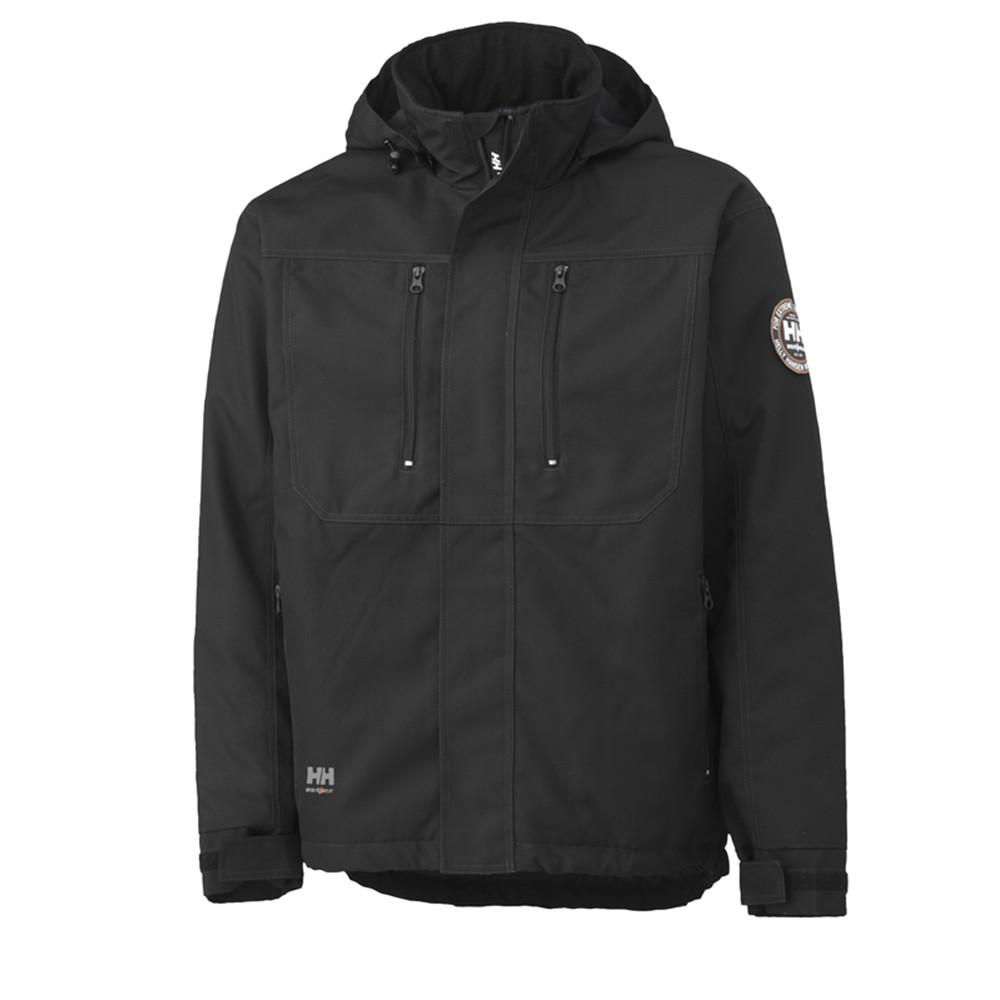 Helly Hansen Berg Jacket (Rood/Zwart) 4XL