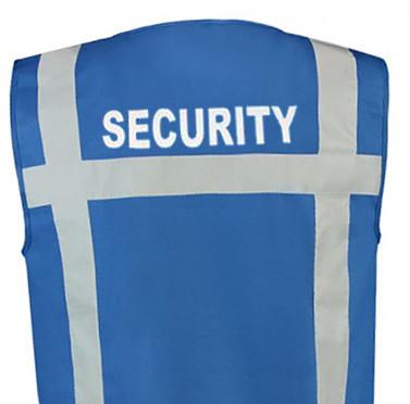 Reflecterend Ruglogo Security (standaard)