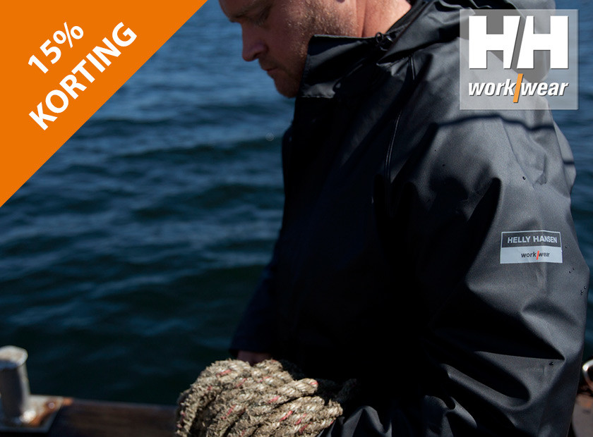 Helly Hansen winterjassen