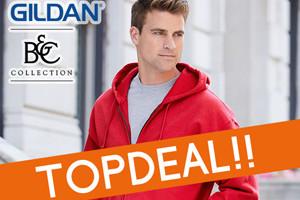 TOPDEAL: koop voordelig bedrijfskleding inclusief bedrukking!