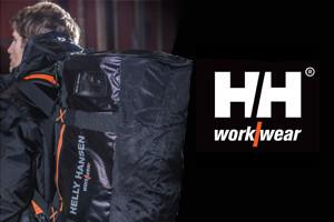 Nieuwe collectie Helly Hansen duffelbags