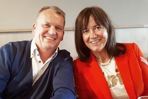 Gerhard en Petra Koorn