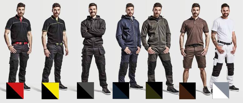 blaklader unite your team collectie kleuren