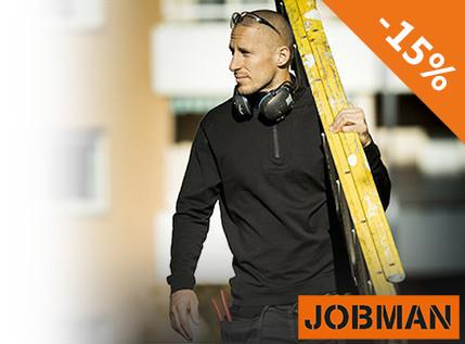jobman werkkleding actie goedkoop