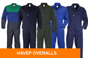 Havep overalls Workwear Basic collectie