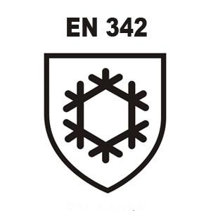 EN 342 : Bescherming tegen kou