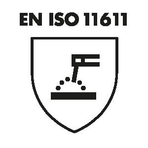 EN-ISO 11611 : Beschermende kleding voor gebruik bij lassen en verwante processen (wereldwijde normering voor EN470)