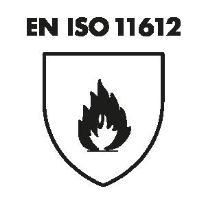 EN-ISO 11612 : Kleding voor bescherming tegen hitte en vlammen (wereldwijde normering voor EN531)
