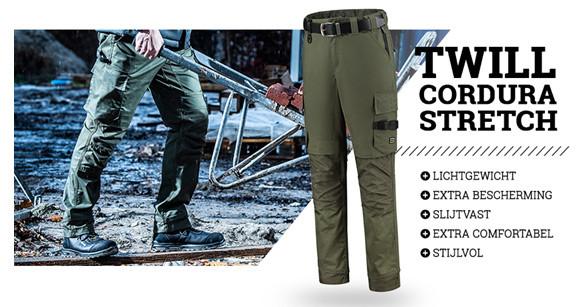 Tricorp Werkbroek Twill Cordura Stretch 502020