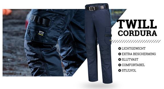 Tricorp Werkbroek Twill Cordura 502021